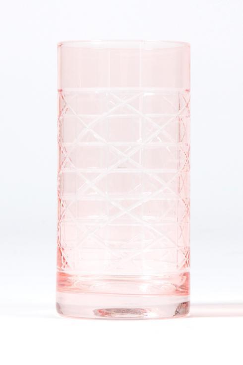 $13.00 Pink Cane Tumbler