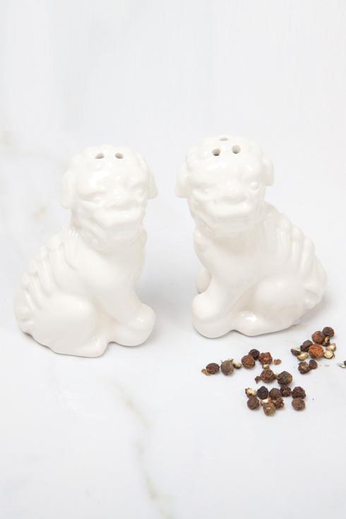 $12.00 Salt & Pepper- Foo Dogs
