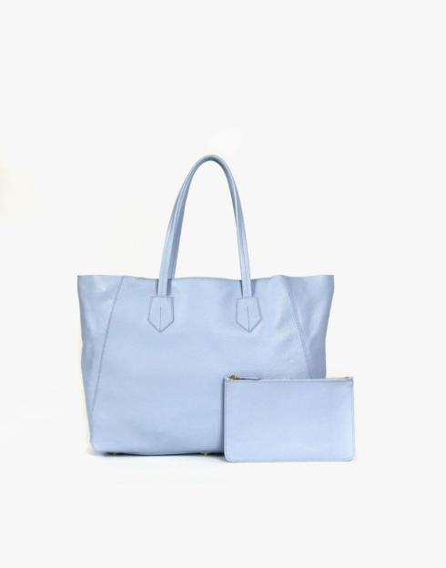$328.00 No. 2 The Large Tote Pebble