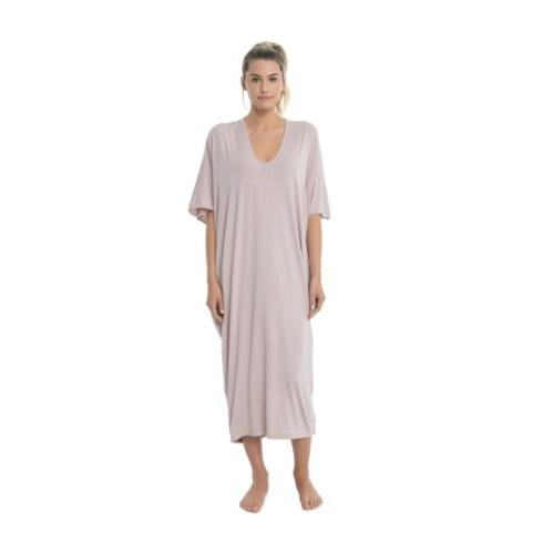 $102.00 Luxe Milk Jersey- Faded Rose