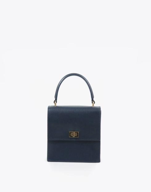 """$188.00 """" No. 19 The Mini Lady Bag Saffiano"""""""