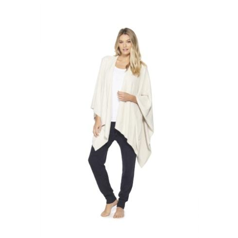 $106.00 Lite Weekend Wrap, Stone/Pearl