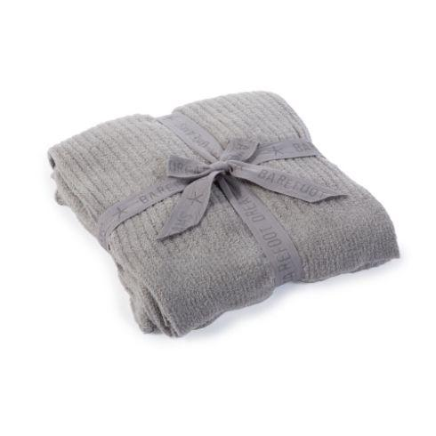 $168.00 Cozychic Lite Ribbed Throw Pewter