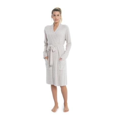 Ribbed Robe- Rose/Pearl collection with 1 products