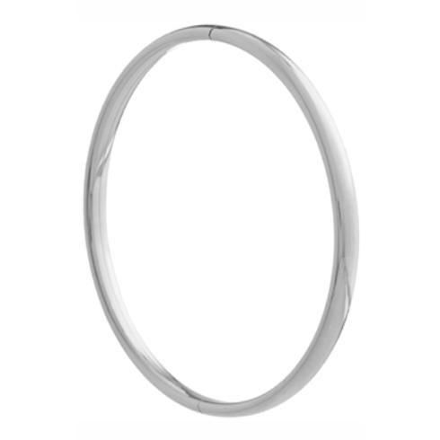 $158.00 Cherish Sterling Bangle Bracelet Small