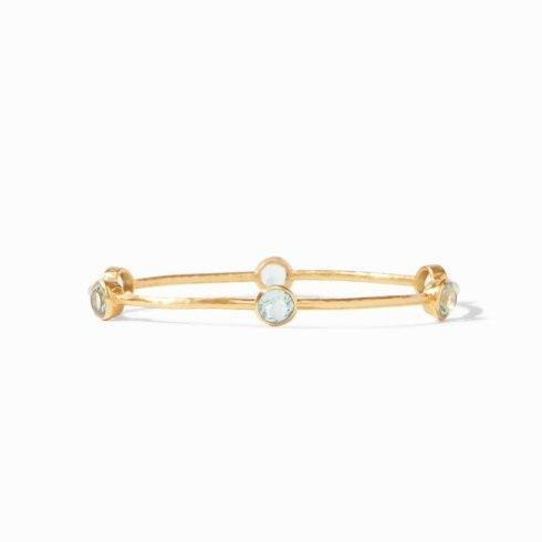 Milano Bangle-Seaglass Green collection with 1 products