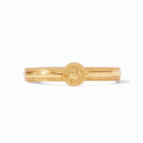 $210.00 Coin Hinge Bangle