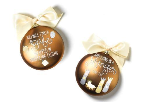 Luke Chapter 2 Ornaments collection with 8 products