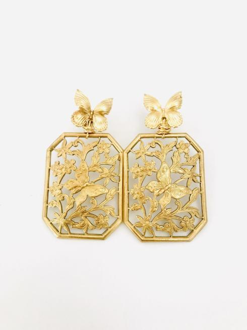 Butterfly Garden Dangle Earring collection with 1 products