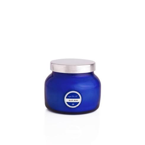 $22.00 Blue Jean Signature Petite Jar Candle