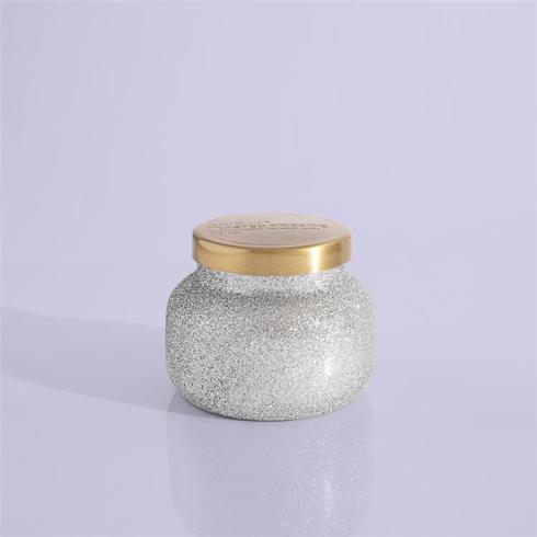 $24.00 Frosted Fireside Glam Petite Jar