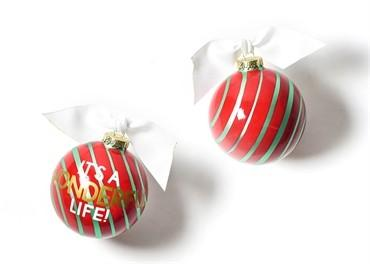 It'S A Wonderful Life Glass Ornament collection with 1 products