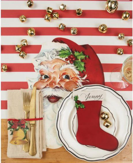 $15.00 Stocking Table Accent- Pack of 12