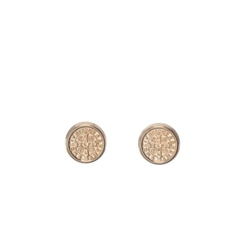 $42.00 Blessing Small Stud - Gold