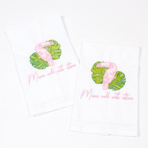 $16.00 Toucan Bar Towel