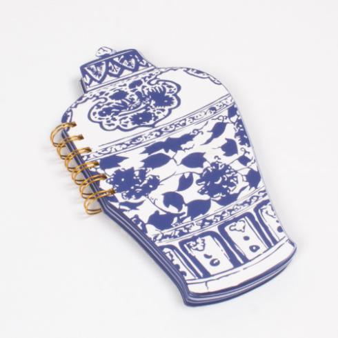 $16.00 Ginger Jar Notepad