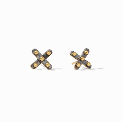 $68.00 SoHo X Stud Earring