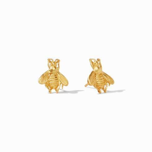 $65.00 Bee Stud Earring