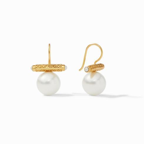 $145.00 Medici Drop Earrings