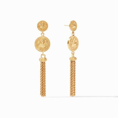 Coin Tassel Earring collection with 1 products