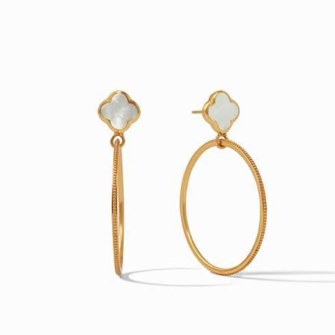 $155.00 Chloe Cirque Earring