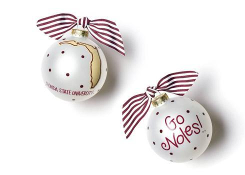 FSU State Ornament collection with 1 products
