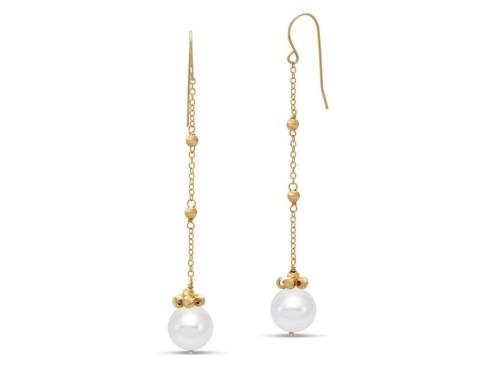 $329.00 Decorative Chain Drop Earrings