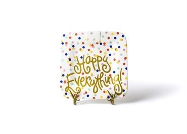 Happy Dot Happy Everything! Mini Square Platter collection with 1 products