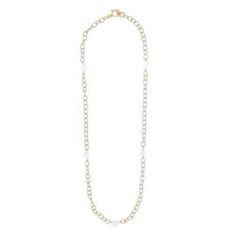 $150.00 Carnation Necklace Long