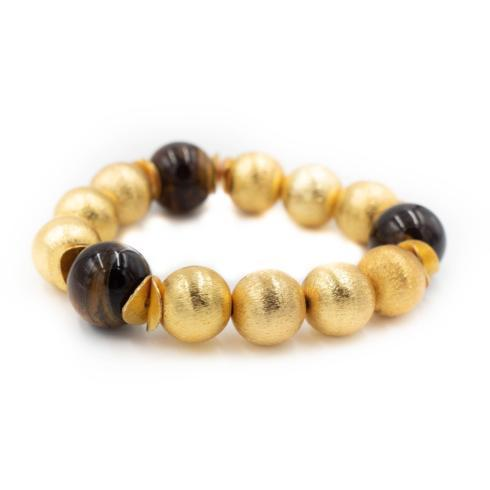Madison Bracelet Tigers Eye collection with 1 products