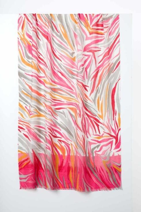 $132.00 Desert Skin Print Scarf