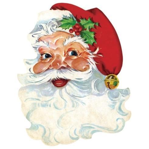 $29.00 Die Cut Santa Placemat-12 Sheet Pack