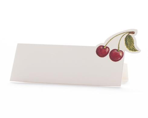 $6.50 Cherries Place Card