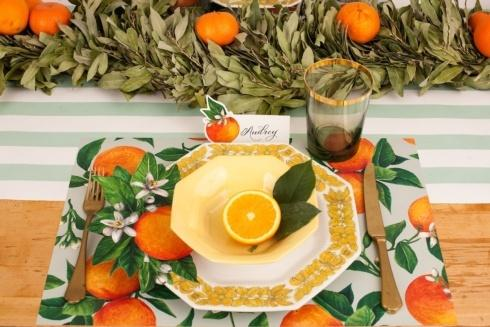 Citrus collection with 5 products