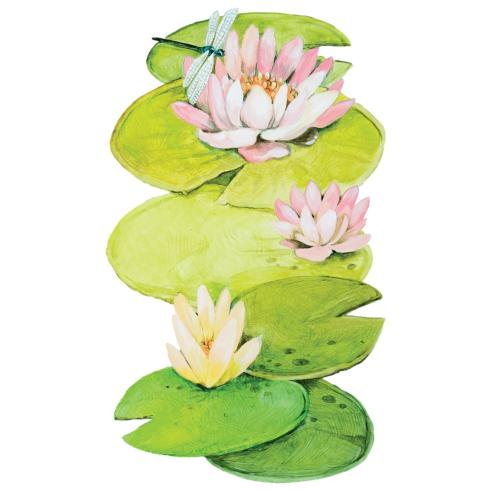 $15.50 Lily Pad Table Accent