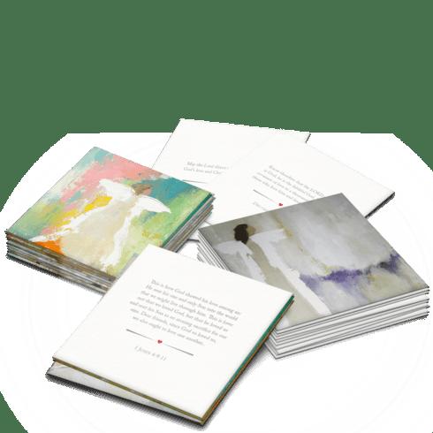 $20.00 Love Scripture Cards