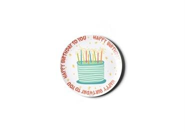 $12.00 Happy Birthday Melamine Dinner Plate - Boy