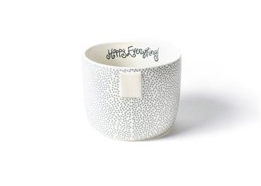Stone Small Dot Happy Everything! Mini Bowl collection with 1 products