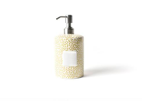 Gold Small Dot Mini Cylinder Soap Pump collection with 1 products
