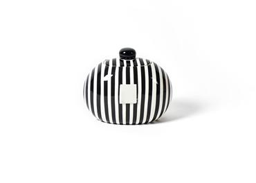 Black Stripe Mini Cookie Jar collection with 1 products