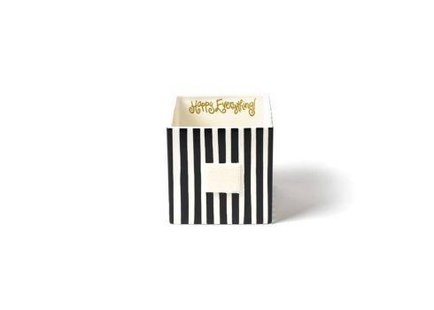 Black Stripe Mini Nesting Cube Medium collection with 1 products