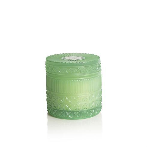 $36.00 Volcano Muse Faceted Jar Candle