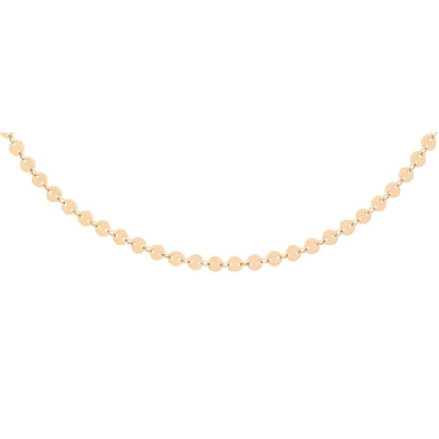 $75.00 Infinity Gold Necklace