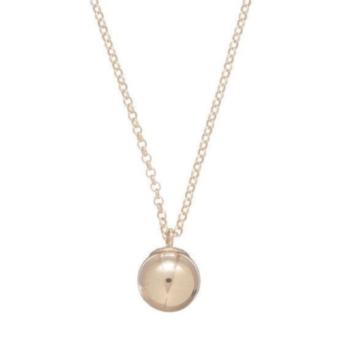 "$48.00 16"" Necklace Gold - Clarity Gold"