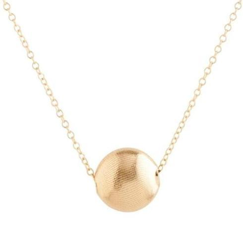 "$48.00 16"" Necklace Gold - Honesty Gold"