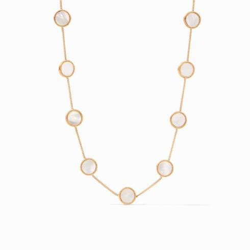 $225.00 Coin Demi Station Necklace