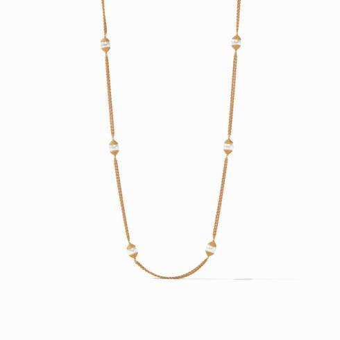 $255.00 Calypso Station Pearl Necklace
