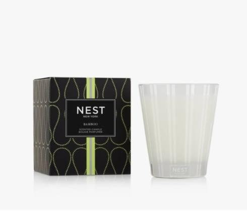 $42.00 Bamboo Classic Candle