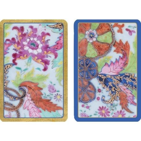 $17.00 Playing Cards- Tobacco Leaf