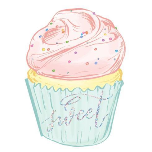 $6.00 Sweet Cupcake! Card